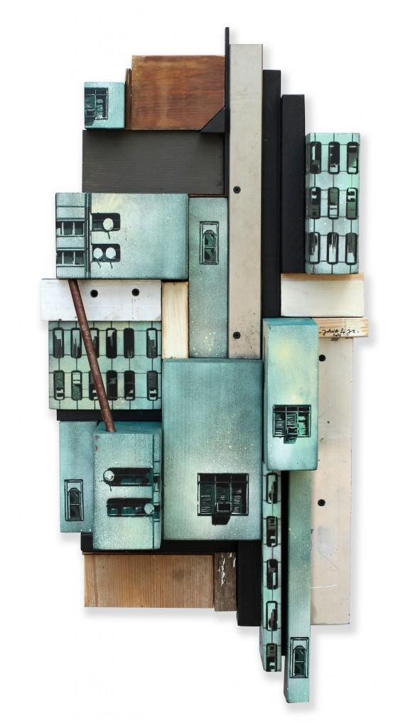 JANA & JS - Reconstitution de facade