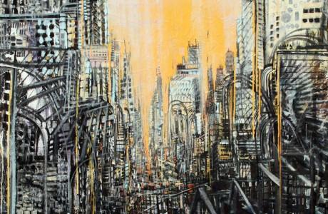 Pascal Schwendener - GRAND CITY CANYON - Pretty Portal