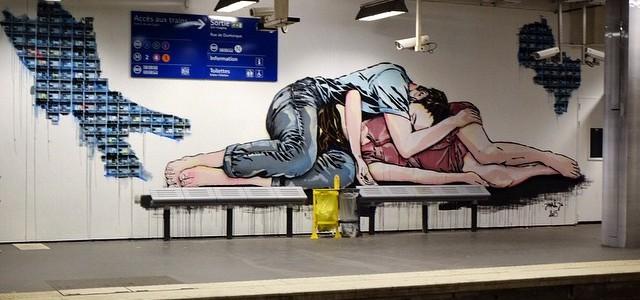 JANA&JS - Gare du nord - Pretty Portal