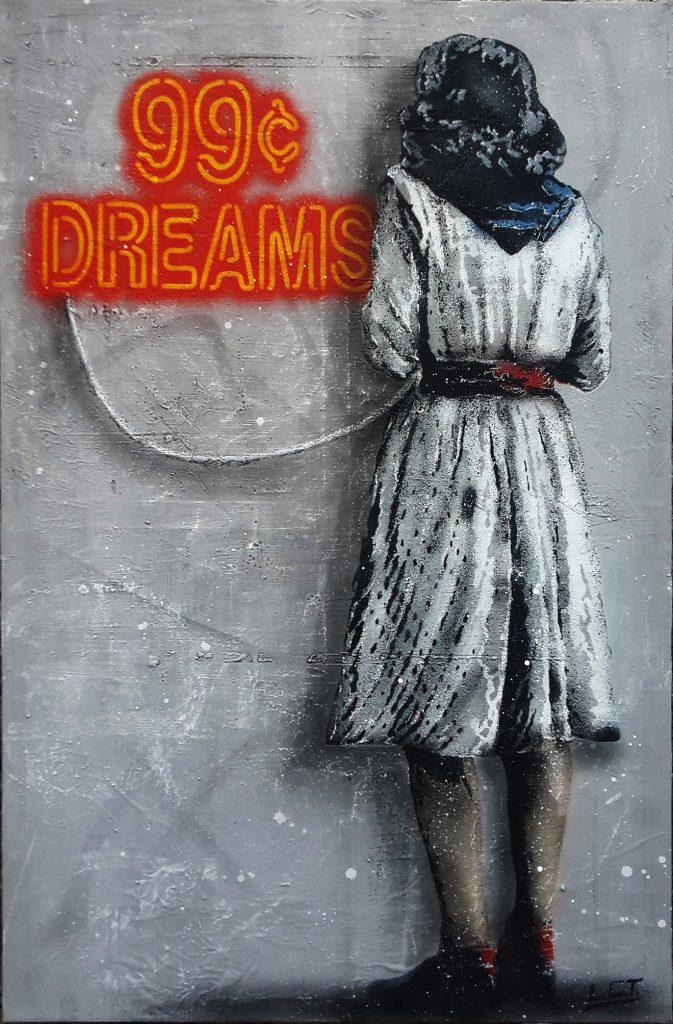 L.E.T. - 99cent dreams - Pretty Portal