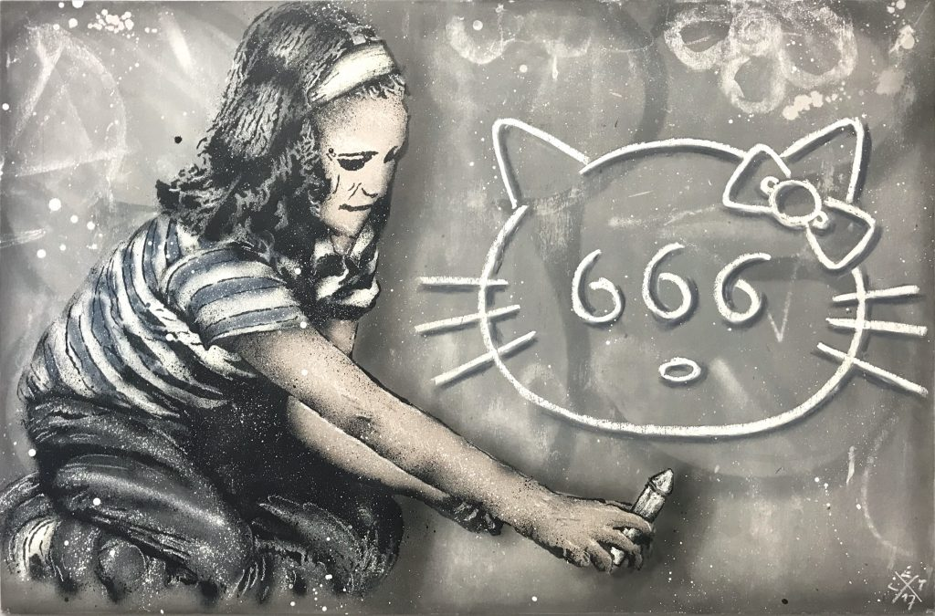L.E.T. - Kitty 666 - Pretty Portal