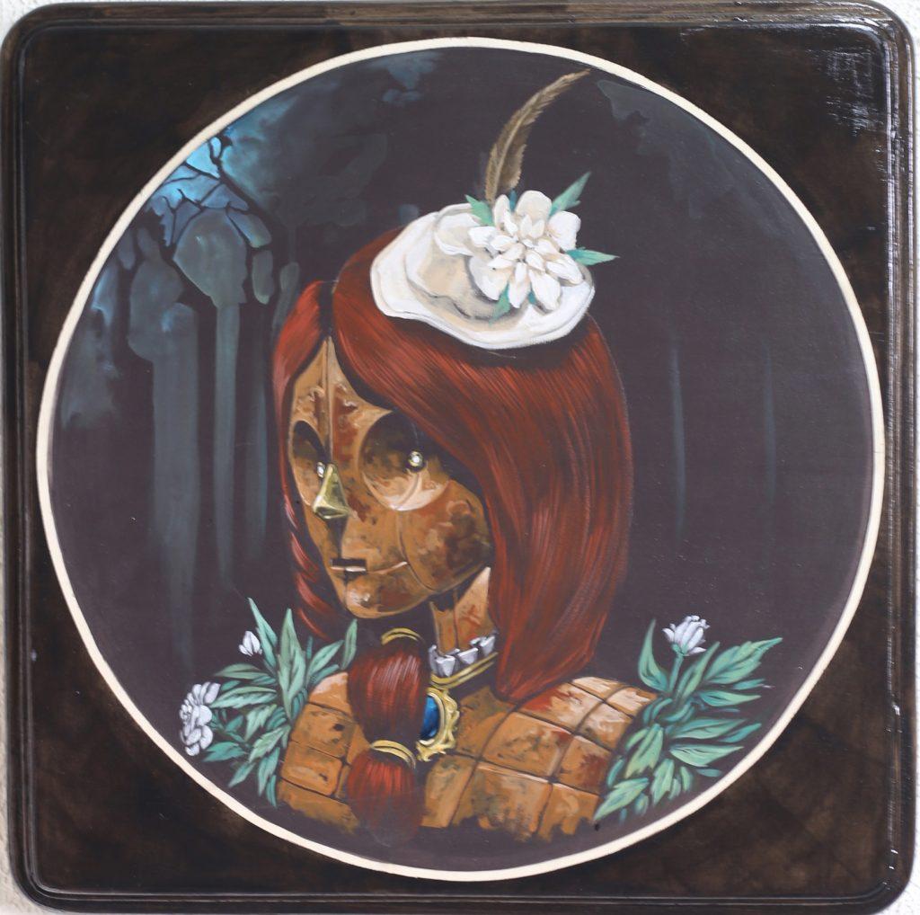 Pixelpancho – Ritratto nel bosco , la ricchezza D'animo - Pretty Portal