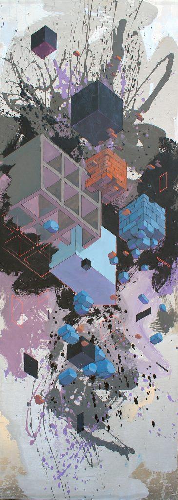 ETNIK - Concrete fragments - Pretty portal