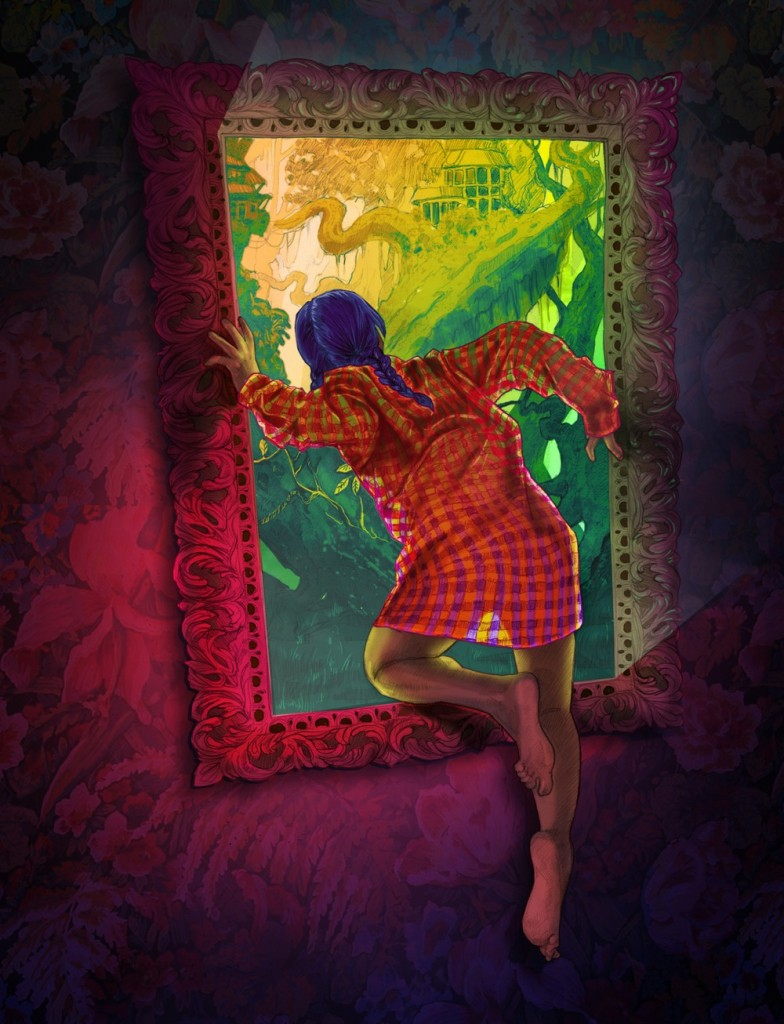 Natalia Rak - Through the looking glass - Pretty Portal