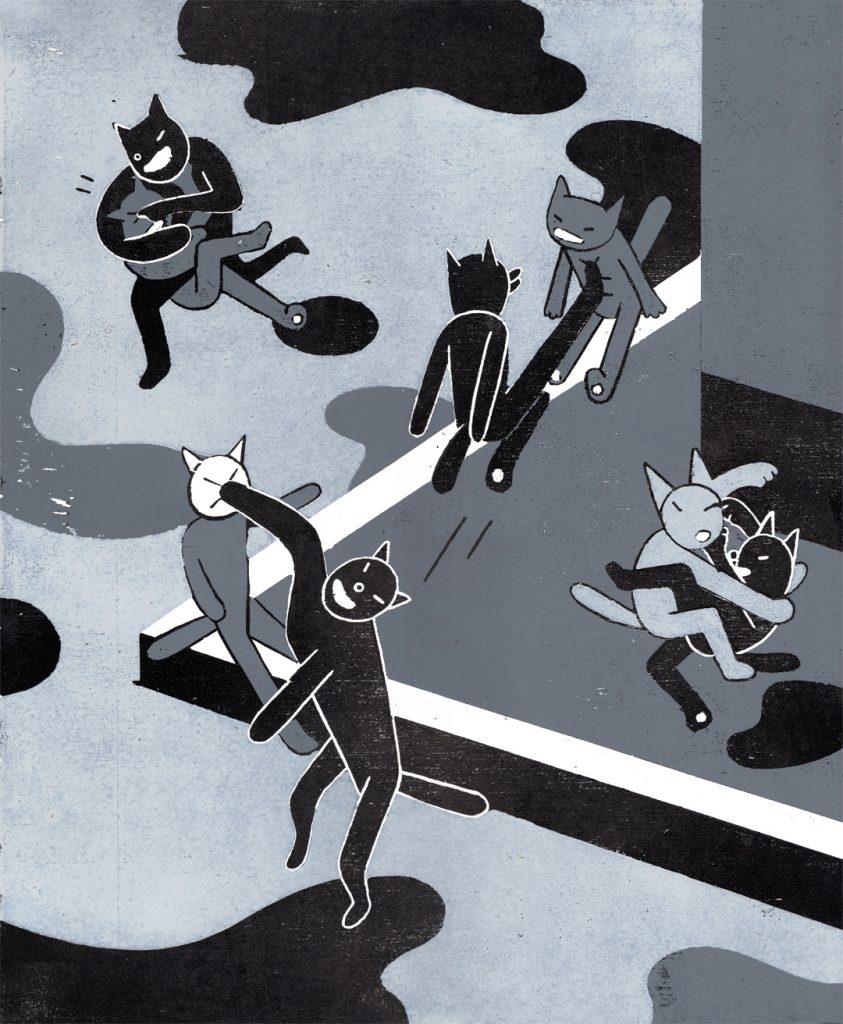 Roman Klonek - Streetcats - Pretty Portal