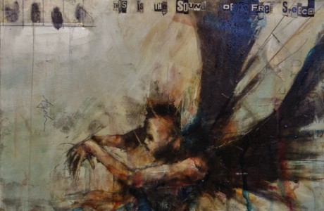 Guy Denning - shooting angels - Pretty Portal