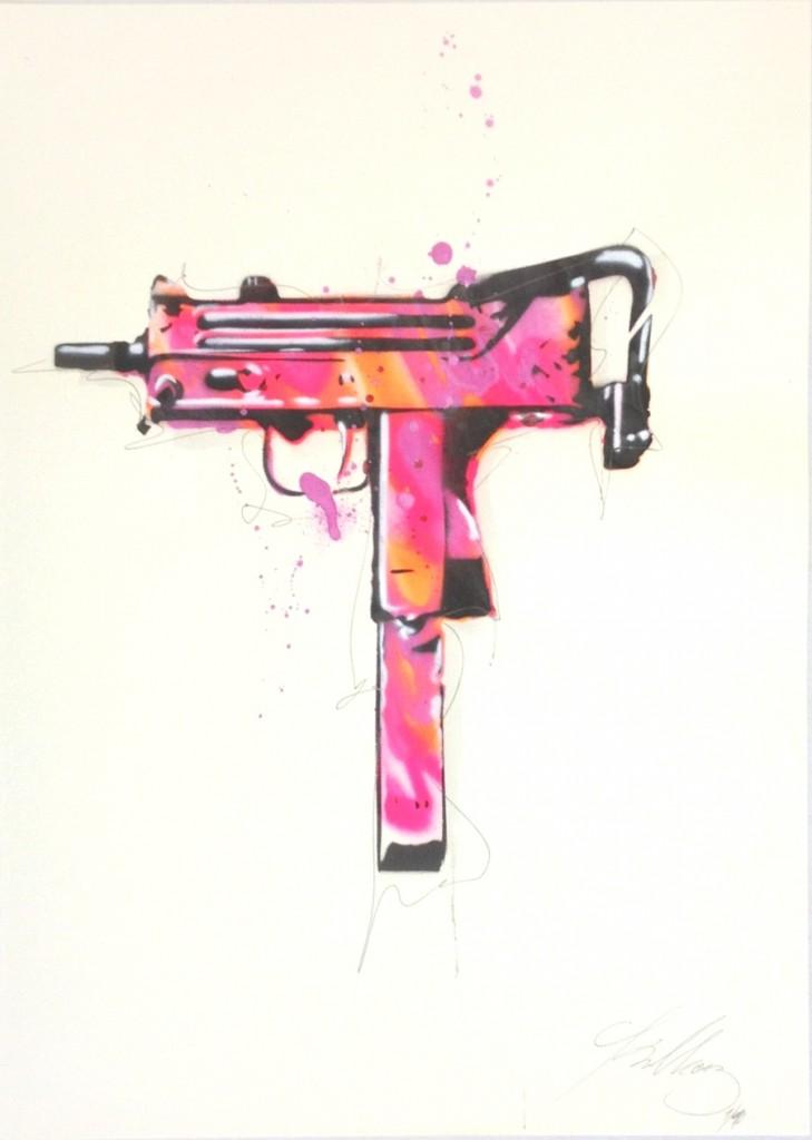 UZI-pink