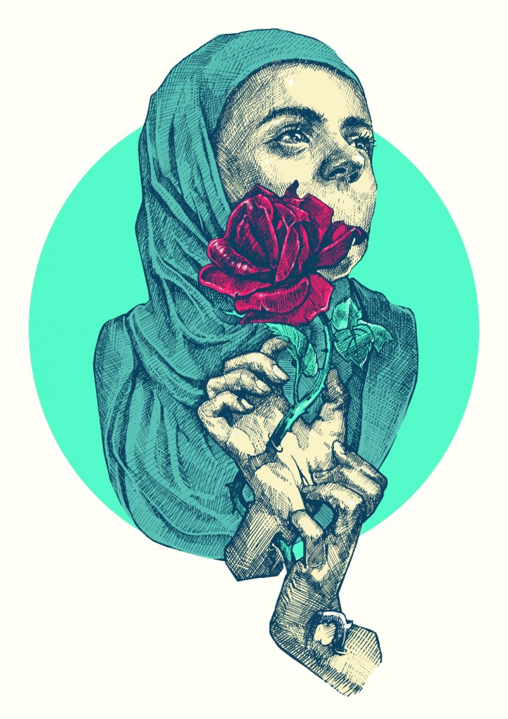 "Natalia Rak ""Woman´s right"""