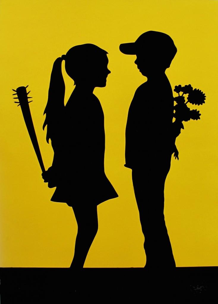 FAKE Love yellow Edition