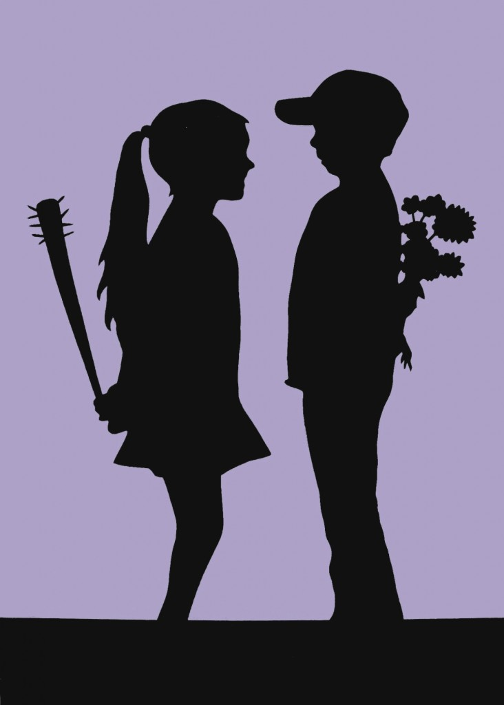 Fake Love lavender Edition