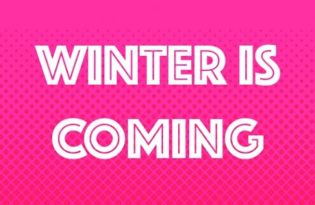 Gruppenausstellung: winter-is-coming, teaser - Pretty Portal