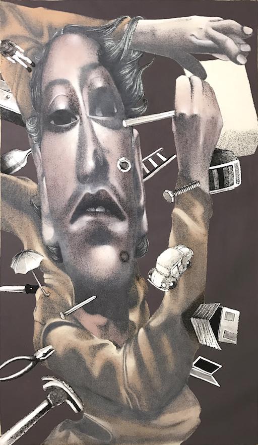 Claudio Ethos – Drawing the revolution - Pretty Portal