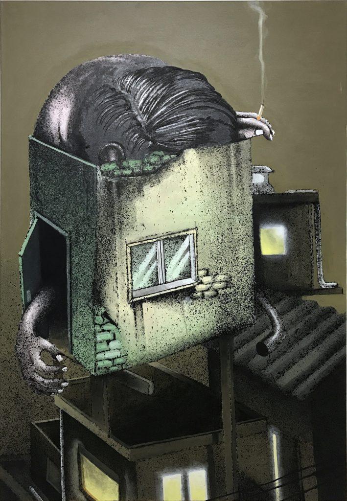 Claudio Ethos - Shell - Pretty Portal