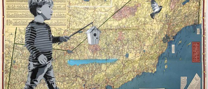 Kurznachzehn - The world is my home (California II), Copy - Pretty Portal