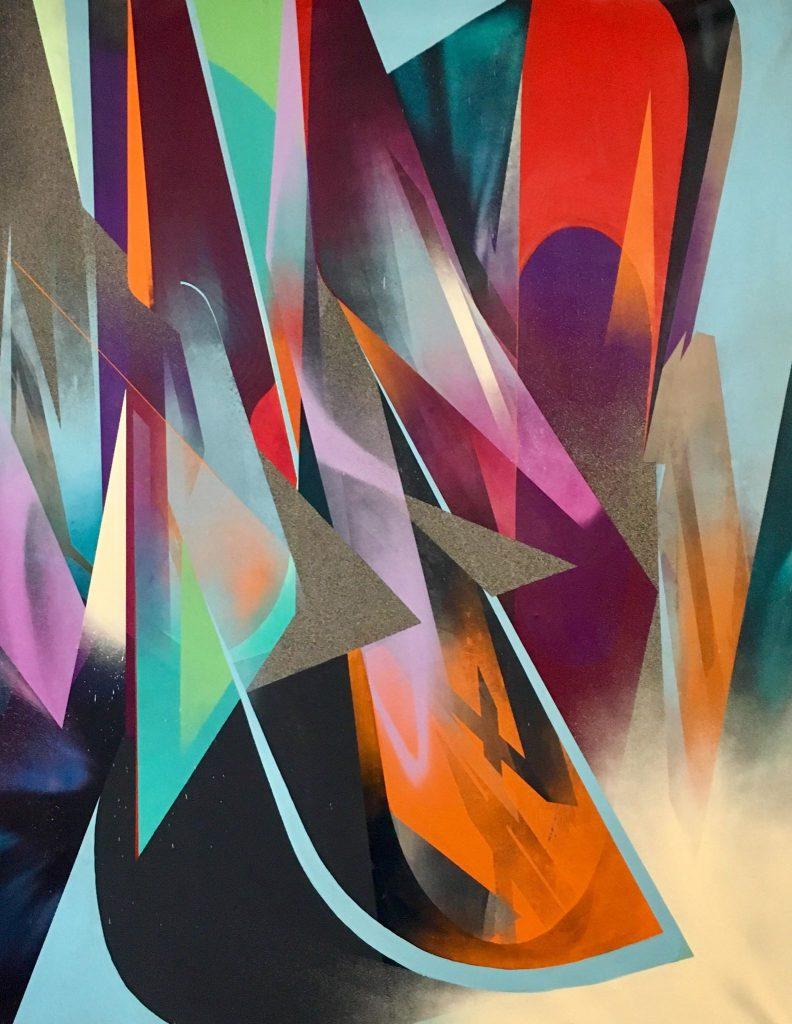 Theo Lopez - Outlier new works UAF 01 - Pretty Portal