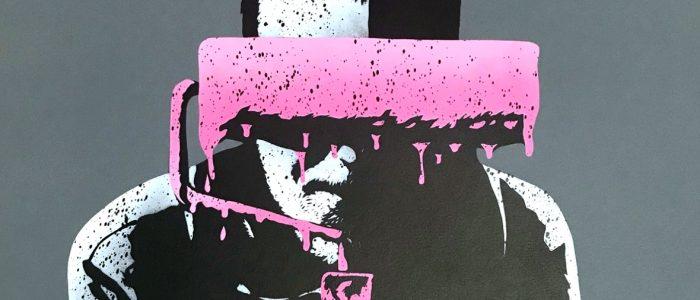 """FAKE """"Roller Challenge"""" (pink) - Schablone - Pretty Portal"""