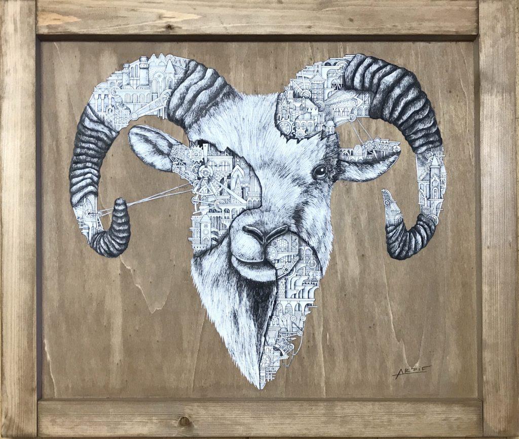 ARDIF – RAM Mechanimal - Pretty Portal