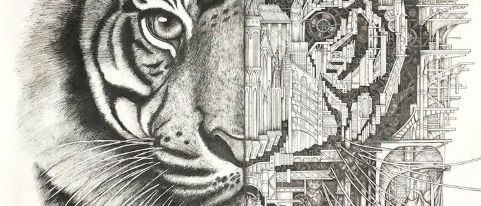 "ARDIF ""Tiger Mechanimal"" Kopie - Pretty Portal"