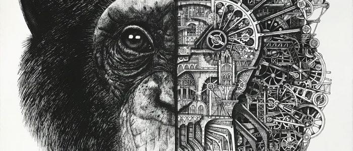 ARDIF - Chimpanzee mechanimal teaser - Pretty Portal