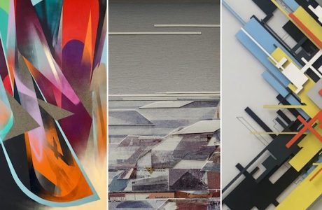 Urbstractions Ausstellung feat. Chazme, Marc Woehr, Theo Lopez / Pretty Portal