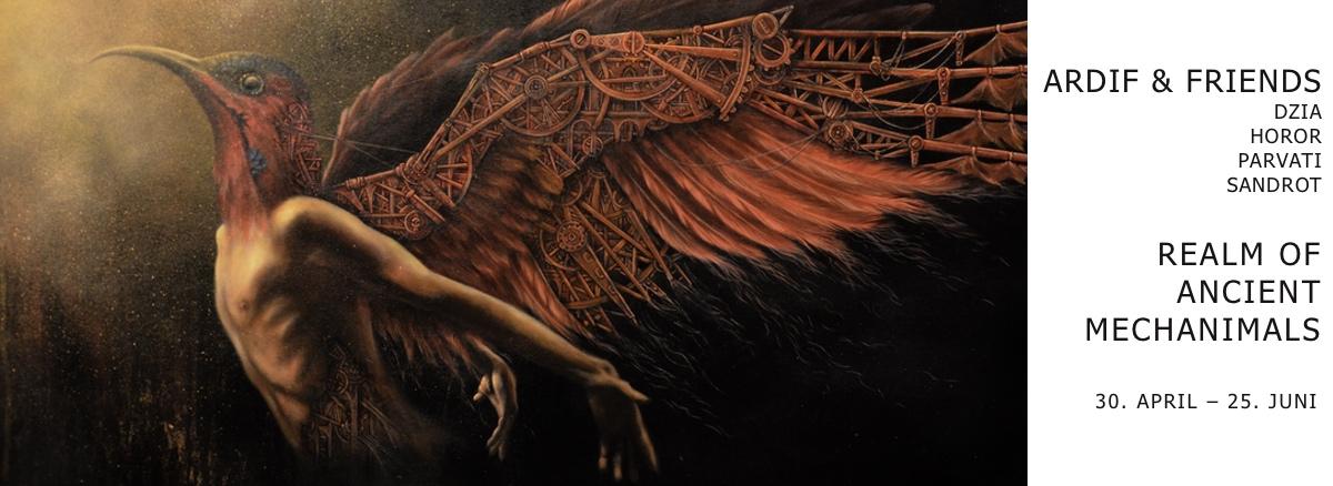 ARDIF & Friends Realm of ancient mechanimals banner pp