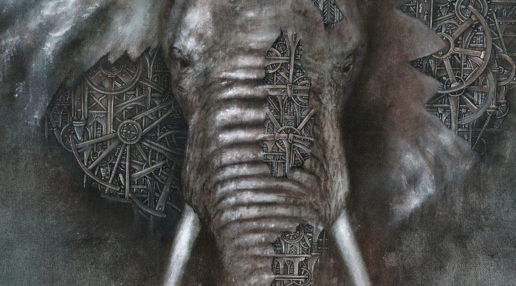 "ARDIF & Friends ""Realm of ancient Mechanimals"""