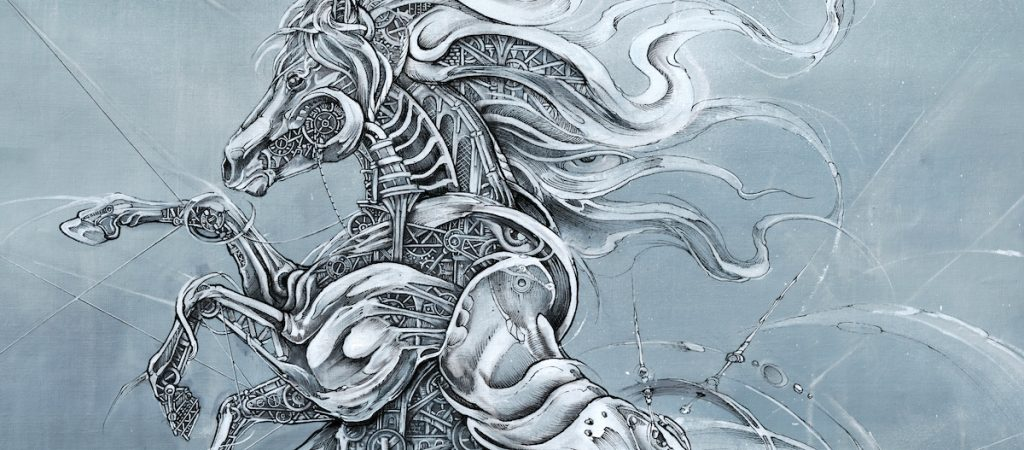 "ARDIF & Horor ""Realm of ancient Mechanimals"""